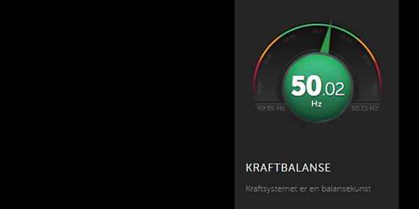 Kraftbalanse